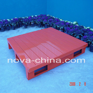 Steel Pallet for Heavy Duty Racking System Storage