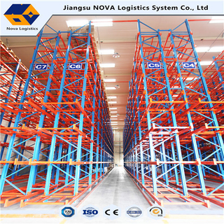 Heavy Duty Vna Pallet Rack From Nova Logistics