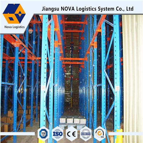 Heavy Duty Drive in Pallet Racking with Ce Certificated