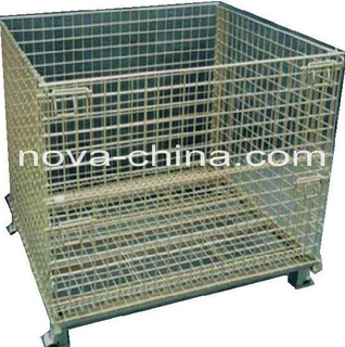 High Quality Storage Wire Mesh Cage From China Manufacturer