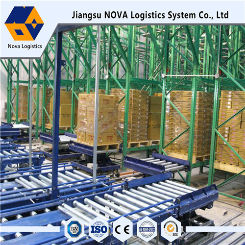 Automated Storage and Retrieval System From Nova