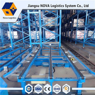 High Density Automated Storage Retrieval System