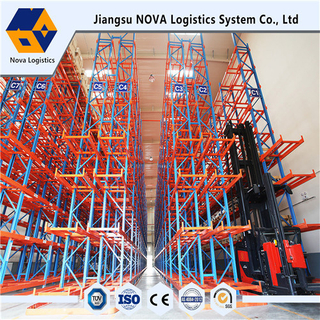 Heavy Duty Warehuse Storage Vna Pallet Racking