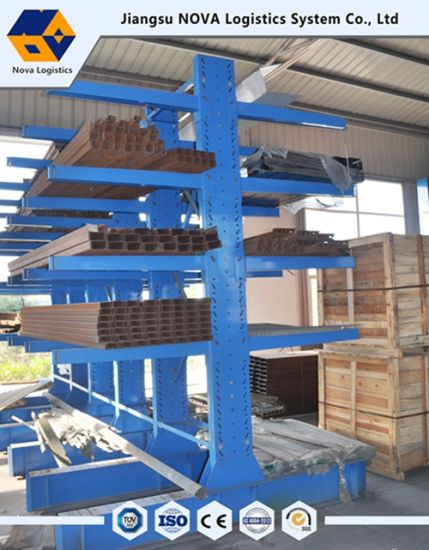 Stable Single and Double Arm Cantilever Racks