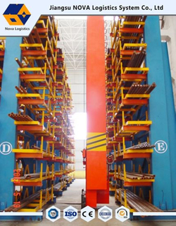 Heavy Duty Warehouse Storage Cantilevered Racks