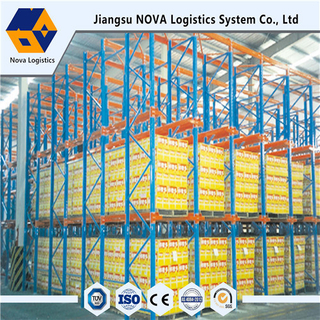 Warehouse Storage Drive Through Racking with Ce Certificated
