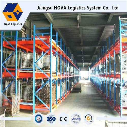 Heavy Duty Push Back Racking with High Quality
