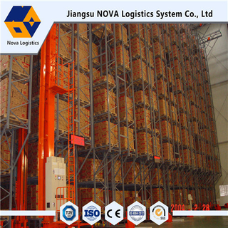 Automatic Storage/Retrieval System From Jiangsu Nova Racking