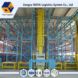 Automatic Warehouse Storage Racking From Jiangsu Nova Racking