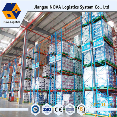Heavy Duty Industrial Pallet Racking From Nova