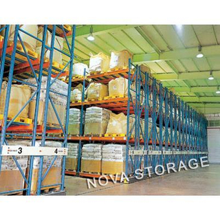 Nova - Full Use of Storage Space Movable Pallet Racking
