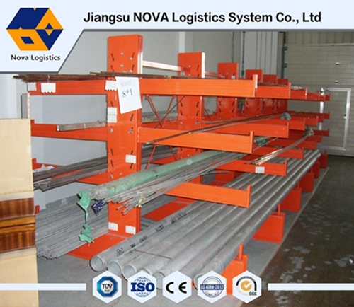Heavy Duty Multilevel Storage System Cantilevel Rack Factory Supplier