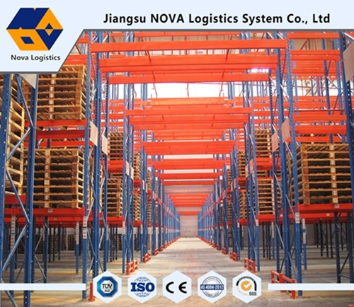 Warehouse Heavy Duty Selective Pallet Racking
