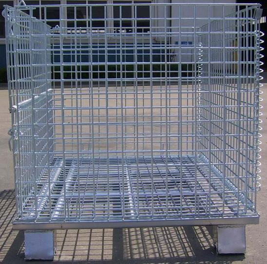 Steel Storage Cages Storage Cage for Warehouse Racking