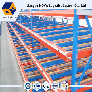 High Quality Flow Through Rack From Nova Manufacture