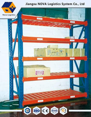 Medium Duty Steel Decking Shelving From Nova Logistics