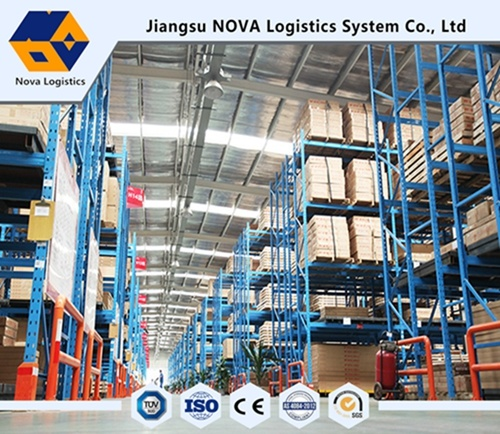 Heavy Duty Metal Steel Palllet Rack From Nova Logistics