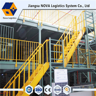 Steel Structure Mezzanine Floor Supplier Jiangsu Nova