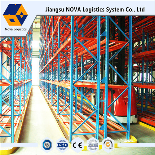Warehouse Rack Use and Selective VNA Pallet Racking