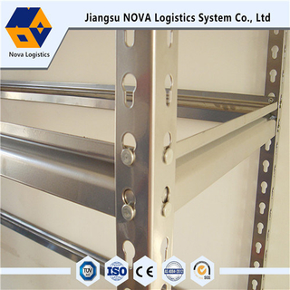Jiangsu Nova Light Rivert Shelving with High Quality and Racking