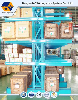 Heavy Duty Steel Cantilever Rack with Ce Certificate
