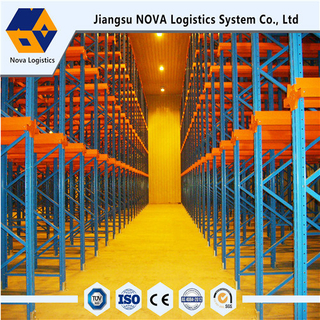 High Density Drive in Through Pallet Rack with Ce Certificate