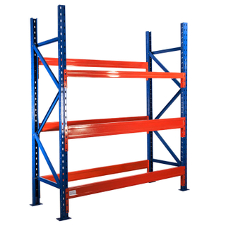 China Made Steel Warehouse Room Selective Pallet Racking