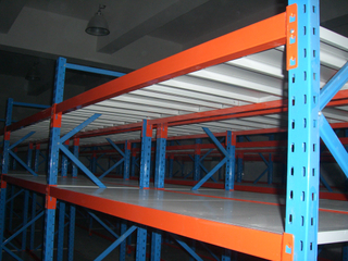 Storage Racking for Warehouse Systems Medium Duty Shelving