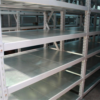 Cold Room Galvanized Selective Pallet Racking for Food